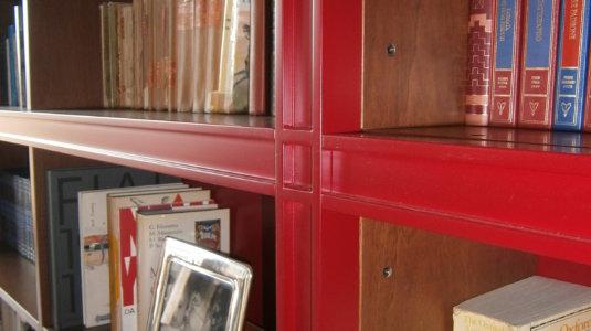 arch. frisoni - libreria e mobili ingresso (3)